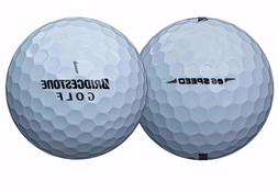 1 Dozen  2017 Bridgestone e6 Speed/Soft!!  Mint Golf Balls A