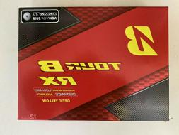 1 Dozen Bridgestone Tour B RX Golf Balls Yellow Golf Balls F