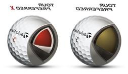 1 Dozen • TaylorMade Tour Preferred/TP-X • Golf Balls!!!