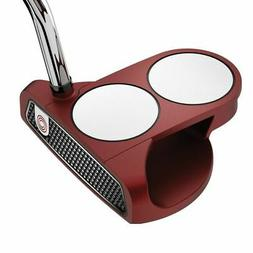 2017 o works red 2 ball putter