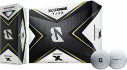 Bridgestone 2020 Tour B X Golf Balls 1 Dozen - White