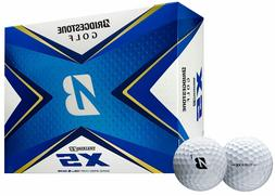 Bridgestone 2020 Tour B XS Golf Balls 1 Dozen - White
