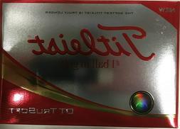 3 Dozen Titleist DT TruSoft golf balls