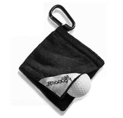 Frogger Golf Amphibian Wet/Dry Golf Ball Towel