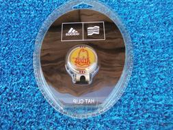 ARBYS Adidas Collectable Hat Clip, Golf Ball Marker