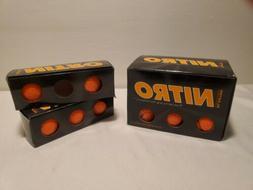 Nitro Blaster Orange Golf Balls 17 Balls