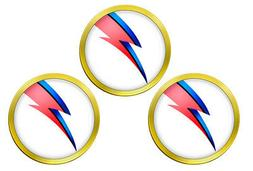 Bowie Golf Ball Markers