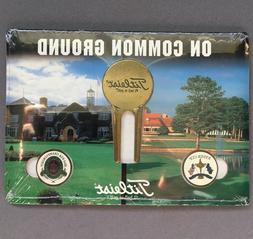 Brand New Titleist 2002 Limited Divot Tool and Ball Marker