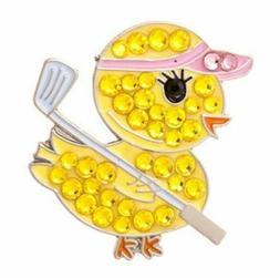 Bonjoc Chickie Swarovski Crystal Ball Marker