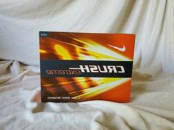 Nike Crush Extreme Golf Balls. New. 12 per box