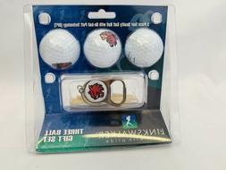 LinksWalker CWU Central Washington University FAN golf ball