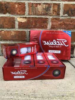 Titleist DT Solo Golf Balls - Set of 12