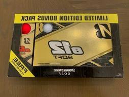 Bridgestone E12 Soft Golf Ball, White - 1 Dozen NEW Bonus