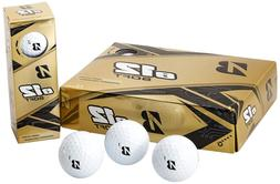 Bridgestone Golf e12 Soft Golf Balls, White One Dozen