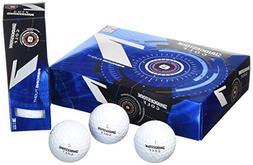 Bridgestone e7 Golf Ball-White-Dozen