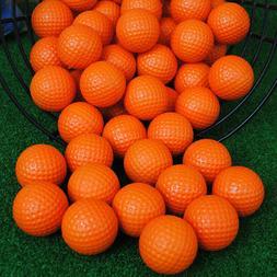 Foam Golf Balls Practice PU Elastic Sponge Indoor Outdoor Tr