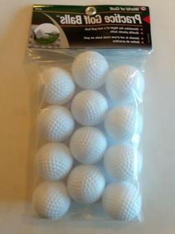 Jef World of Golf Gifts and Gallery, Inc. Solid Practice Bal