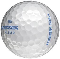 Bridgestone Golf Lady Precept Golf Balls , White