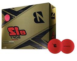 Bridgestone Golf Series e12 Soft 3-Piece Distance Golf Balls