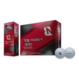 Bridgestone Golf Tour B RX Golf Balls, White   24 Balls