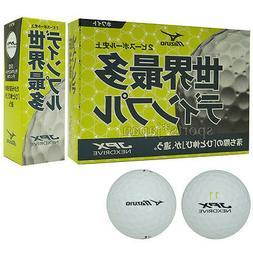 Mizuno JAPAN JPX NEXDRIVE Golf Ball Balls 2016 Japanize Mode