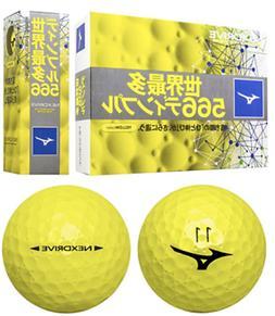 Mizuno JAPAN JPX NEXDRIVE Golf Ball Balls 2018 Japanize Mode