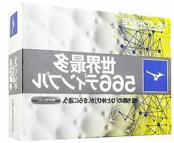 Mizuno JAPAN JPX NEXDRIVE Golf Ball Balls Japanize Model 1 D