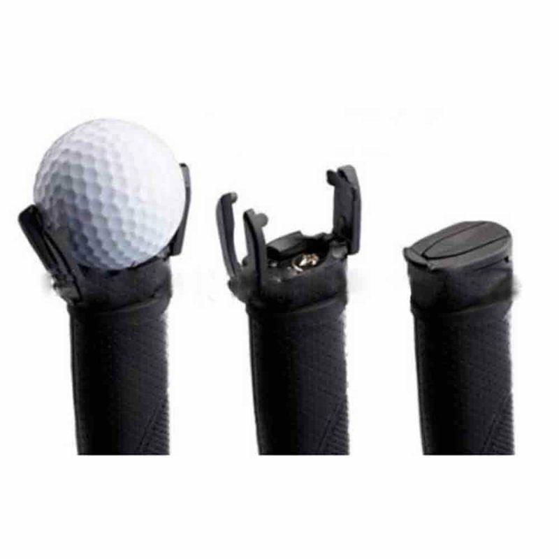 1-Putter Golf Ball Retriever-Ball Pick-Up Tool-Attach to End