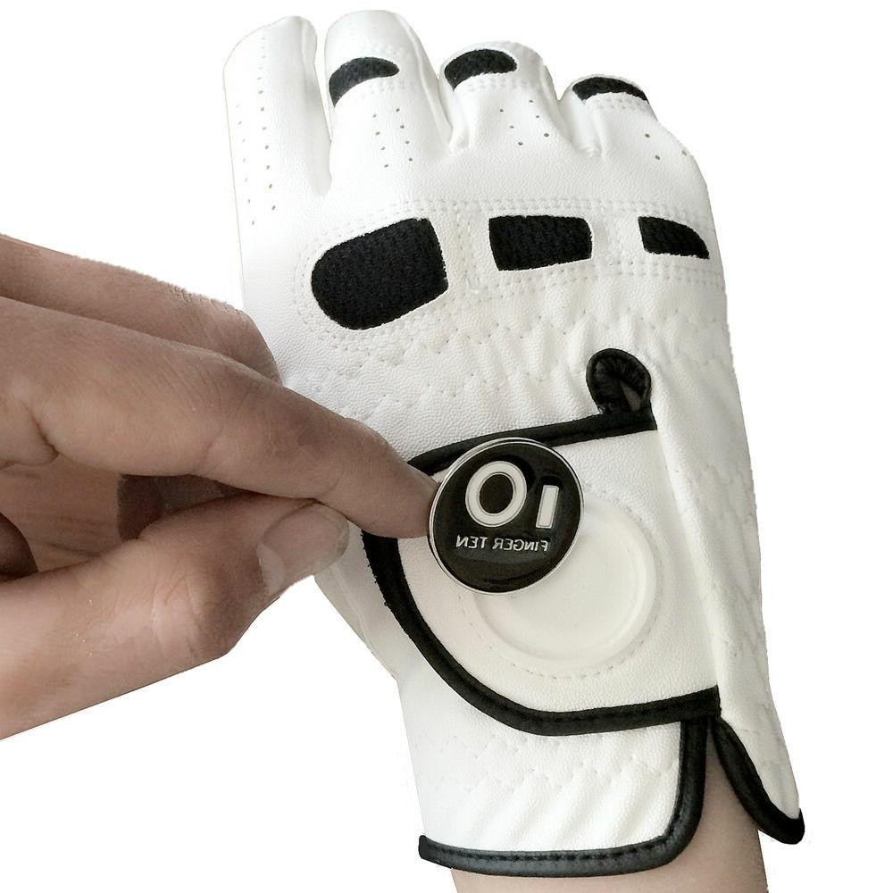 Men's Glove Right Hand with Marker Waterproof