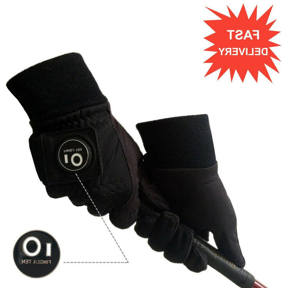 2020 Finger Ten Raingrip Golf - Winter