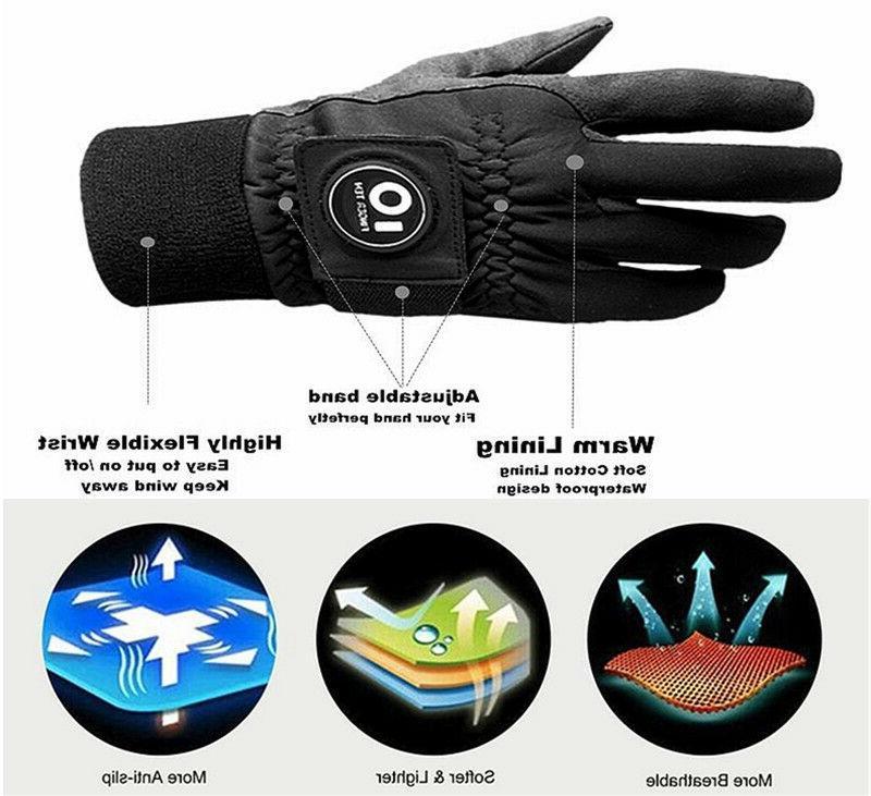 2020 Finger Ten Raingrip Golf - Winter Wet Weather Ball Marker