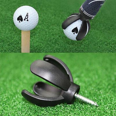 Golf Ball Retriever Grabber Claw Sucker Tool For Practical