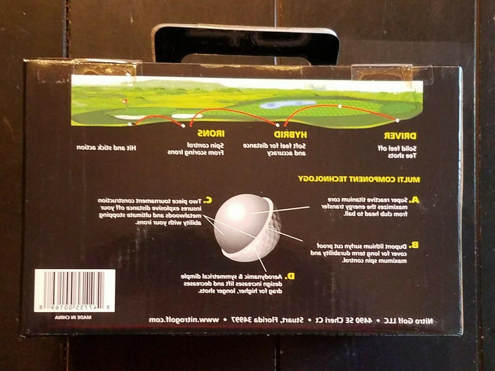45 Nitro Golf NEW GIFT READY