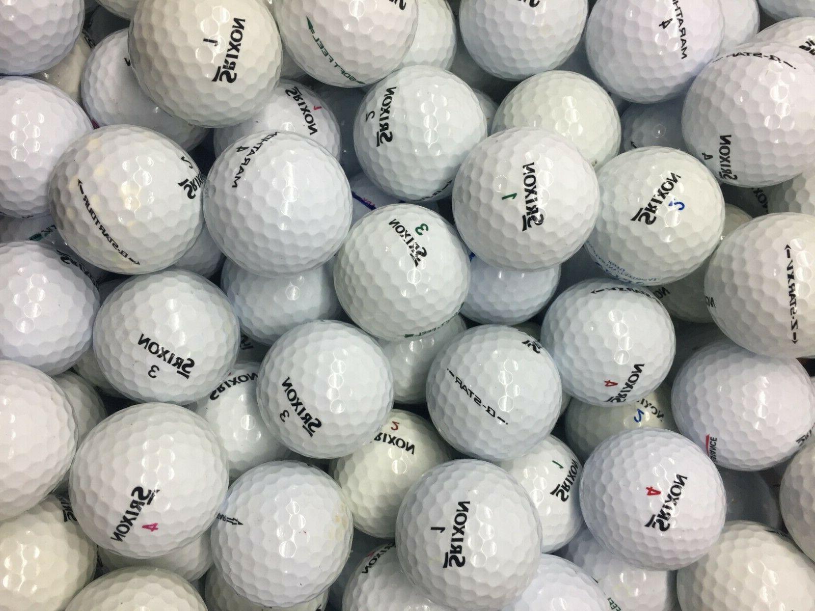 AAA - AAAAA Condition Used Golf Assorted