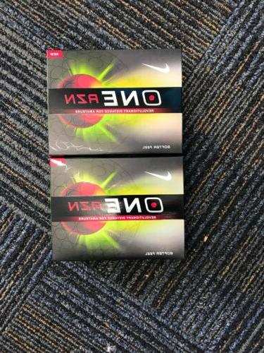 brand new one rzn golf balls two