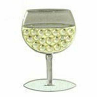 chardennay swarovski crystal golf ball marker