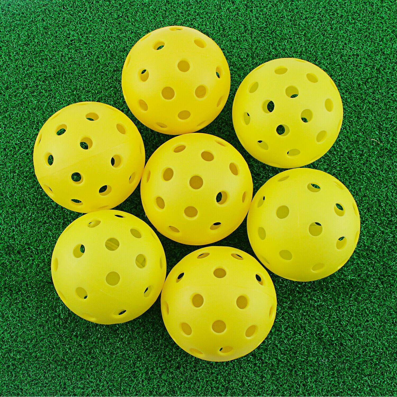 Crestgolf Balls plastic 26 Holes Indoor