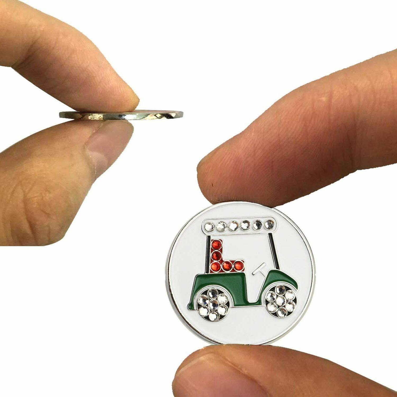 Golf Ball For Magnetic Repair Tool Finger