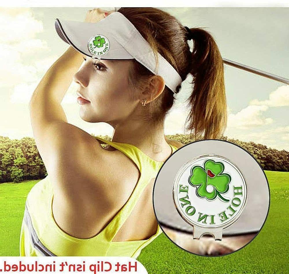 Golf Ball Markers Magnetic Repair Tool Finger