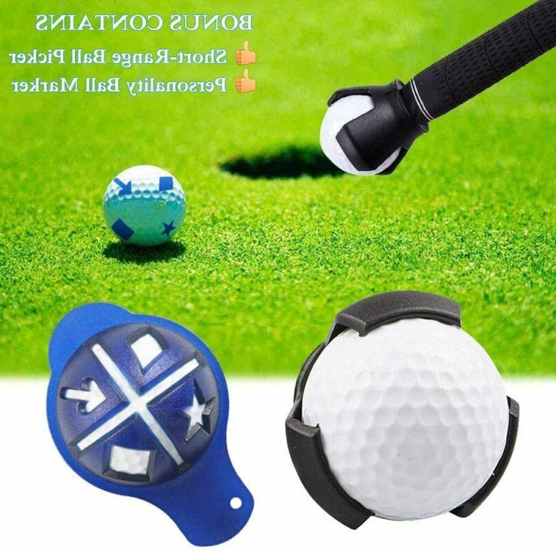 Golf Ball Retriever, Extendable Retriever Ft m