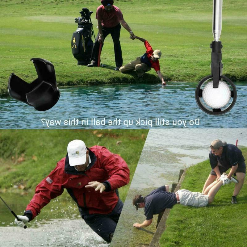 Golf Ball Telescopic Retriever for