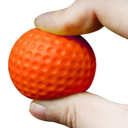 Golf Balls Foam 12 Count Indoor Practice Stock