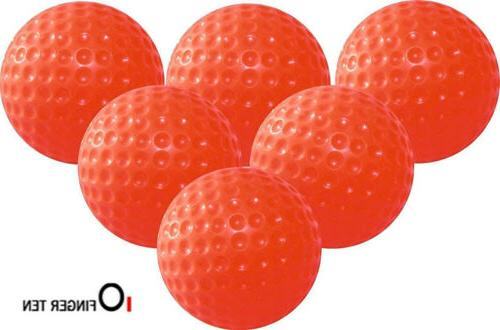 Golf Balls 12 Count Indoor Outdoor Practice Stock