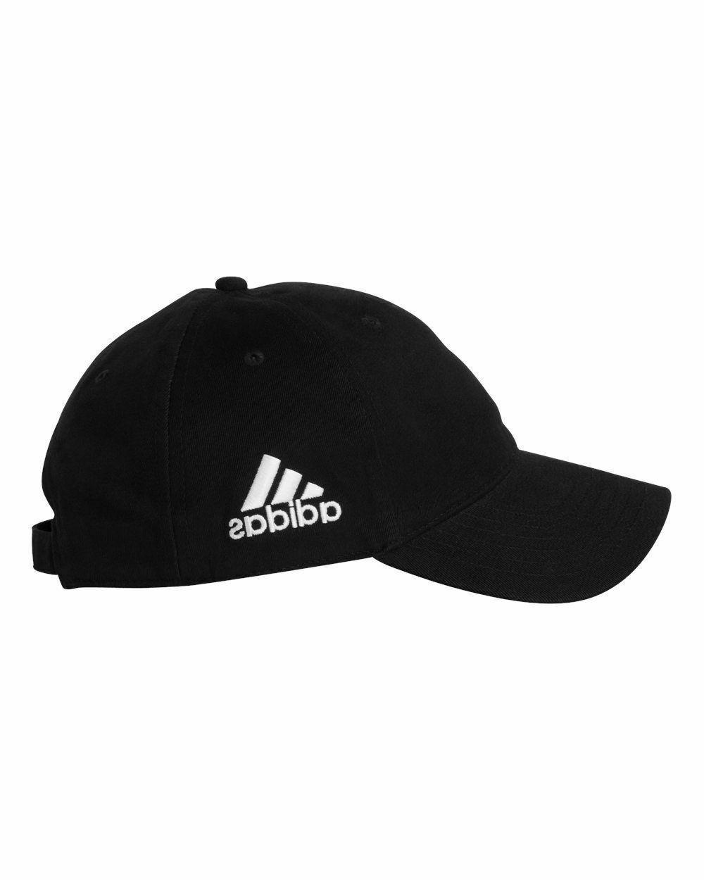 ADIDAS GOLF Cotton Crest Twill Unstructured Ball Adjustable A12