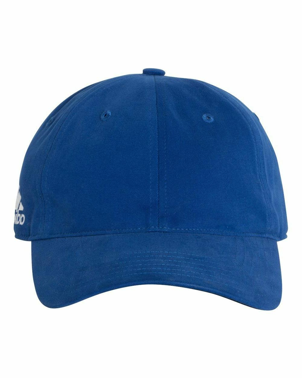 ADIDAS GOLF NEW Mens Cotton Crest Twill Unstructured Ball Hat A12