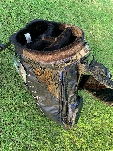 Nike Golf - Brand bag, new men's and one balls!