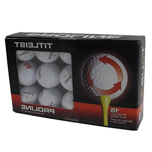 Nitro Golf Titleist Tour 2 Pro-Line Balls