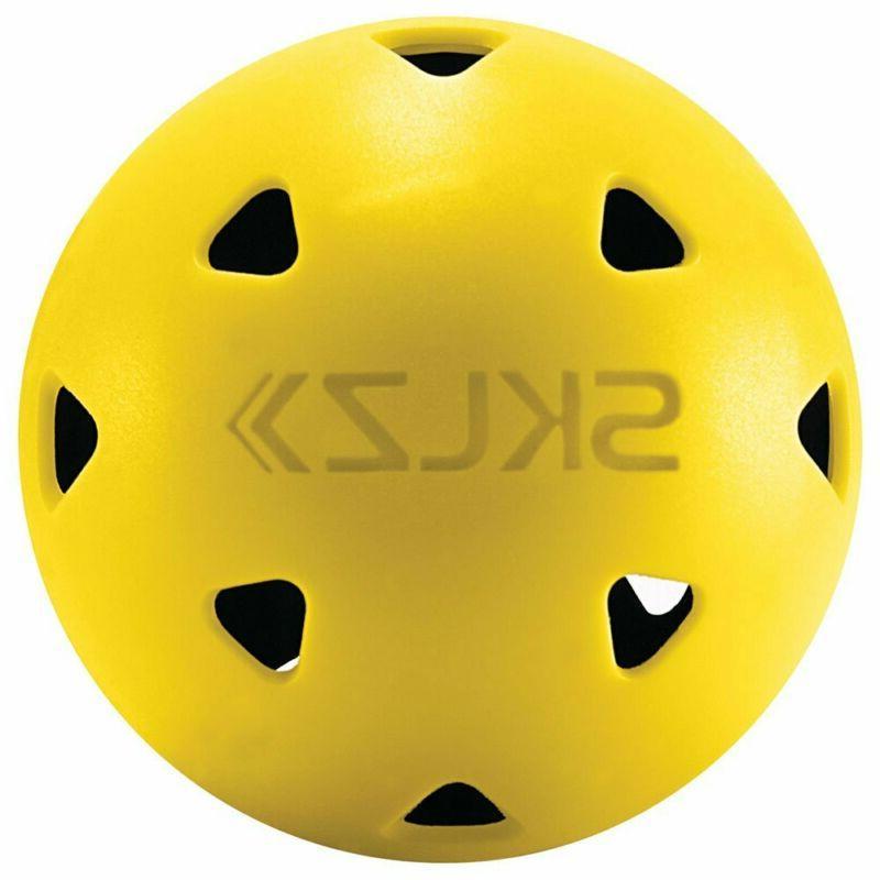 SKLZ Limited-Flight Practice Impact Golf Balls 12 Pack