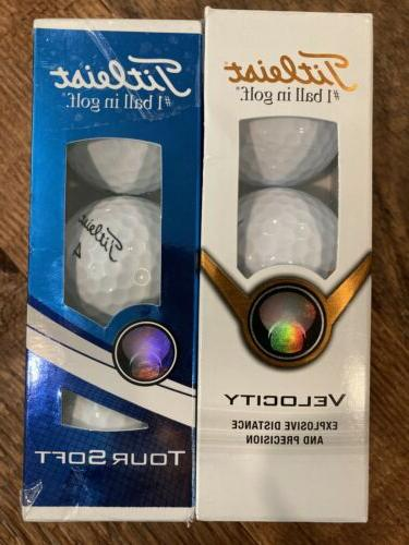 lot of 2 golf ball sleeves 1