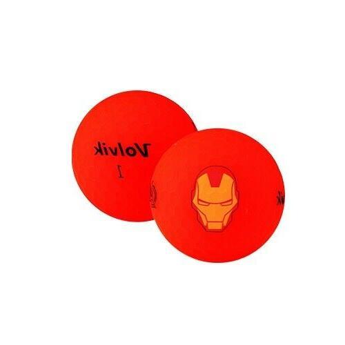 Volvik Balls America Hulk Thor